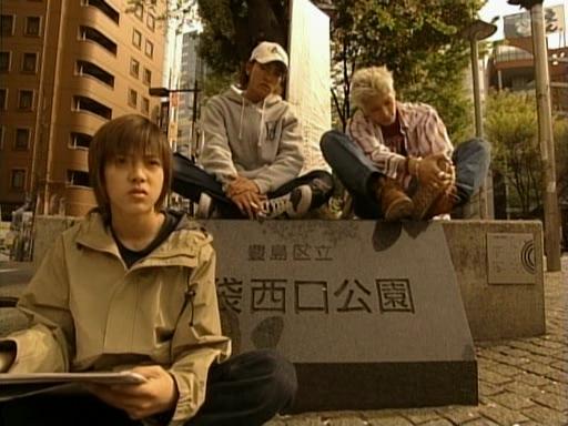 ikebukuro west gate park tokyo jdrama ost yamashita tomohisa yamapi nobuta produce buzzer beat tomoya nagase my boss hero long love letter tsubasa oreta tenshitachi kaneko fuminori keizoku spec