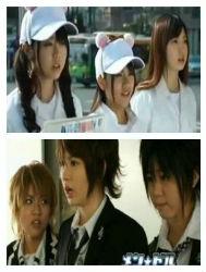 mendol ikemen idol akb48 no3b no sleeves Kojima Haruna Takahashi Minami Minegishi majisuka gakuen ikemen desu jdrama