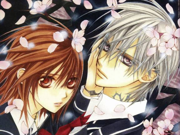 vampire knight manga shoujou shojo twilight dracula diaries matsuri hino yuki zero kurosu