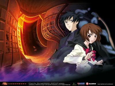ghost hunt anime vostfr manga horreur halloween spiritisme