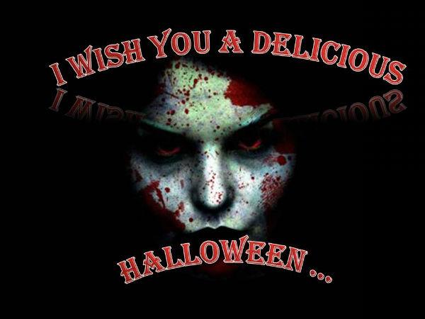 wallpaper fonds fille terrifiante horreur ghost blood sang halloween