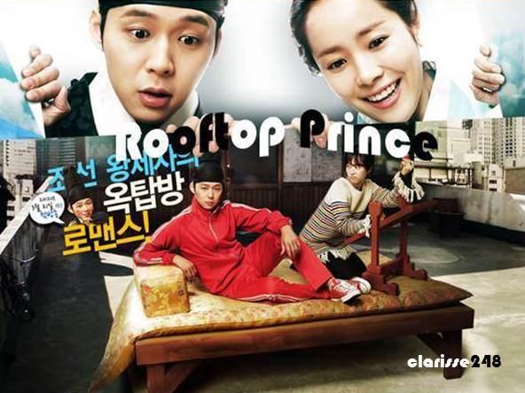 journal de visionnage rooftop prince kdrama micky yoochun park dong bang shin ki jyj dbsk tvxq miss ripley sungkyunkwan scandal miss you
