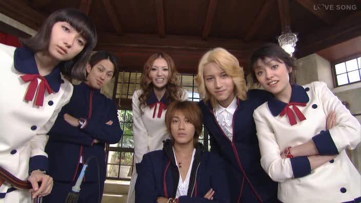 yukan club jdrama akanishi jin junnosuke taguchi minami bages  yu yokoyama yu kashii emi suzuki kattun kanjani8 hidarime tantei eye gokusen innocent love water boys